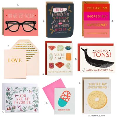 Snail Mail: Valentine's Day Cards