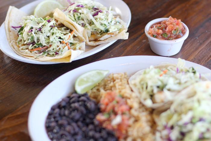 Wahoo-Fish-Tacos-Platter---San-Diego---glitterinc.com
