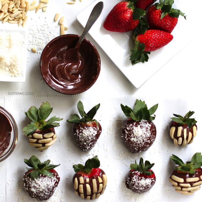 How To Make Valentines Day Chocolate Dipped Strawberries