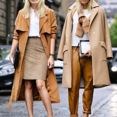 Fashion Classic: The Camel Coat