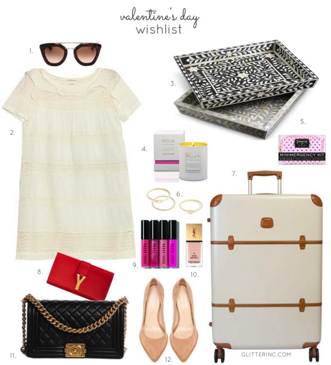valentines day wishlist gift guide 2015 - glitterinc.com