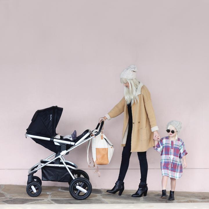 Kelli Murray Family Stroller Style
