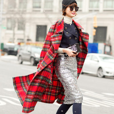 New York Fashion Week Fall/Winter 2015 Street Style Favorites