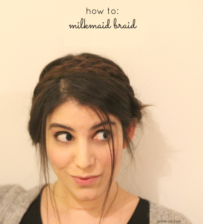 SIY-Style-it-Yourself-Double-Milkmaid-Braid-Updo---Easy-Hairstyle-Tutorial---glitterinc.com
