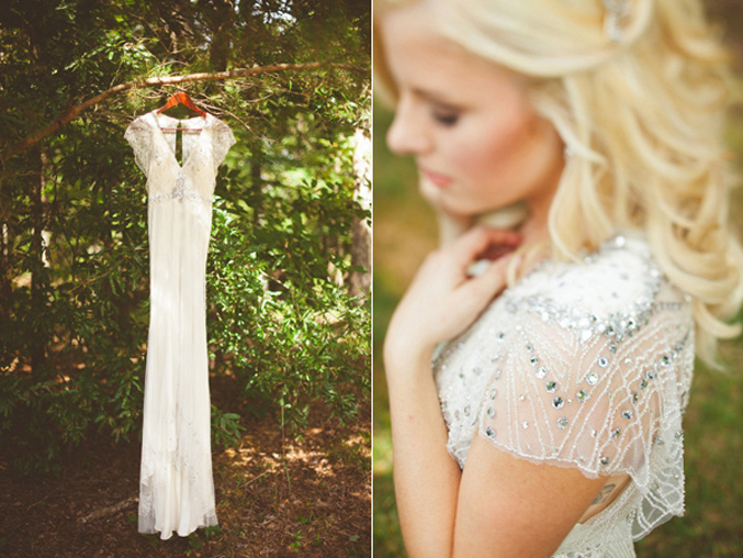 north-carolina-wedding-sourced-from-antique-shops-dress-vintage-sequins