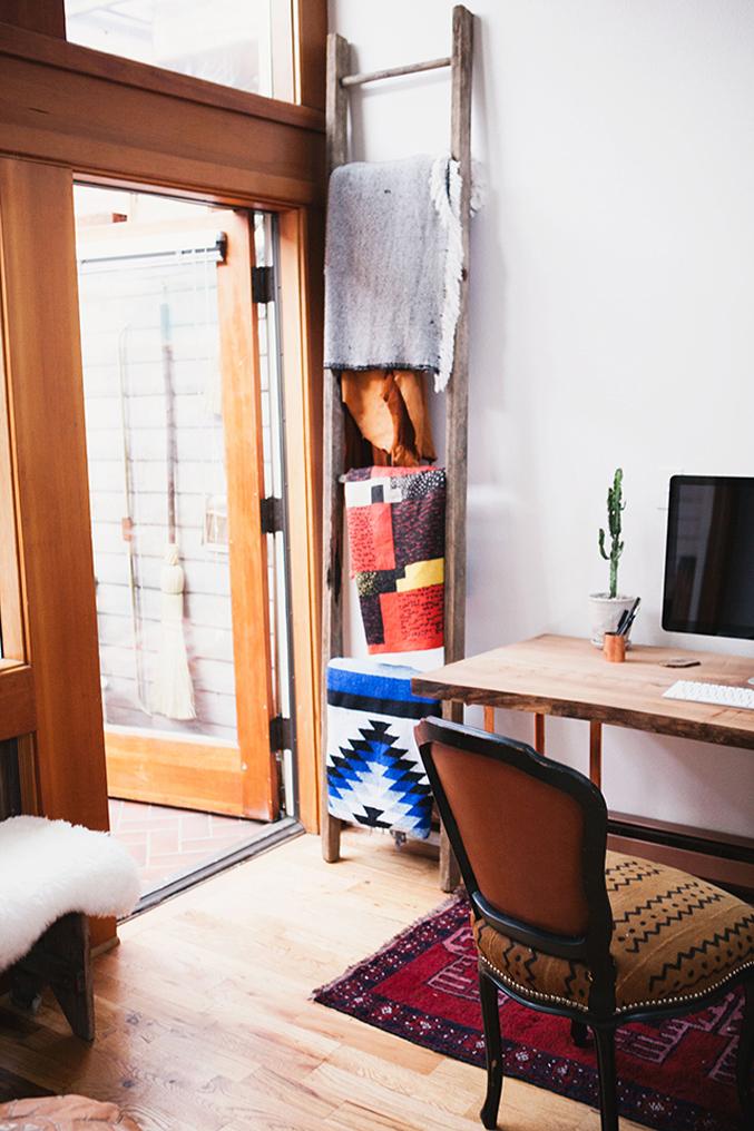 Desk-bohemian-seattle-apartmet