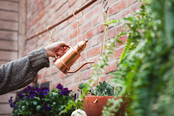 bohemian-seattle-apartment---garden---copper---Maharaj_Photography