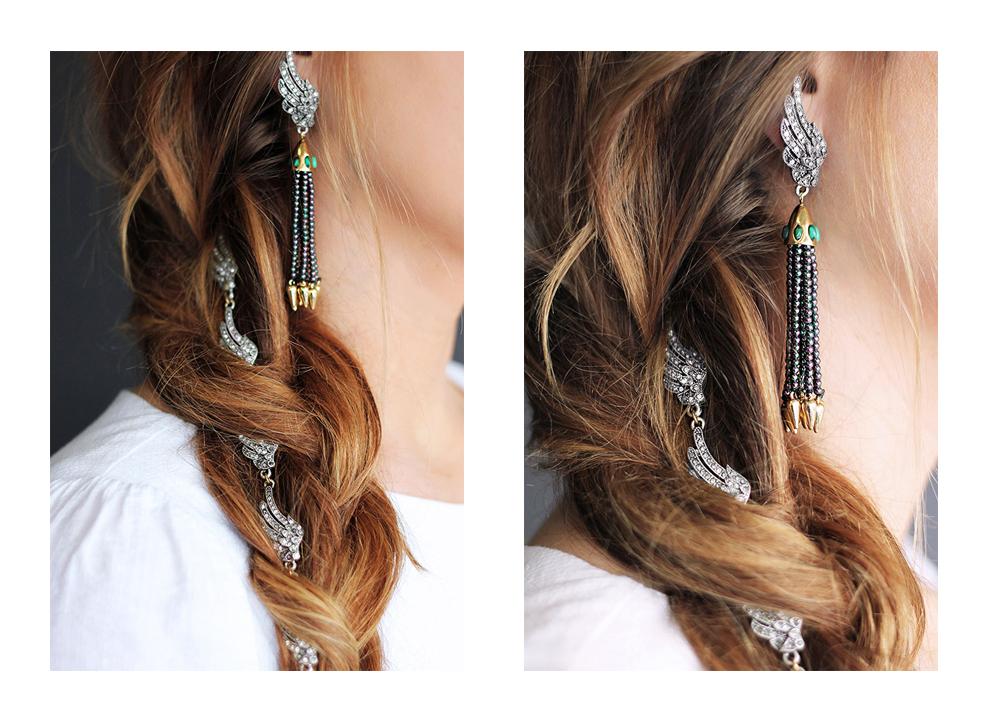 Glamorous Hair Jewelry | Glitter, Inc.Glitter, Inc.