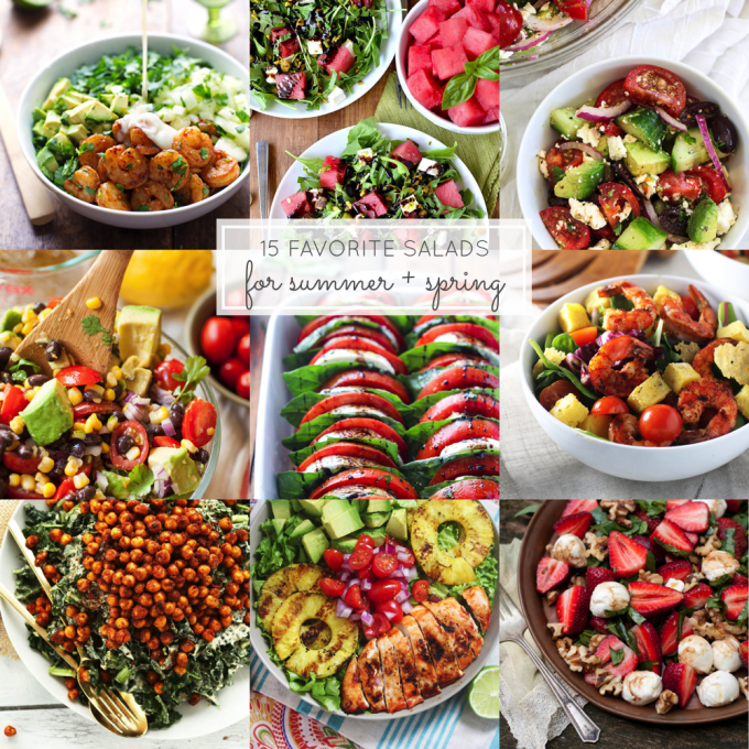 15-Favorite-Best-Spring-Summer-Salads-Recipes