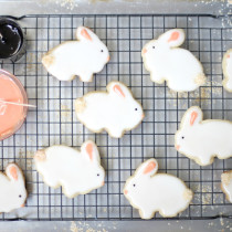 Easter-Bunny-Sugar-Cookies-on-baking-tray