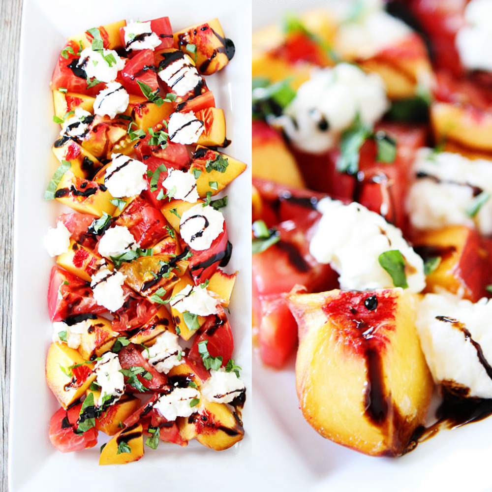 burrata salad tomato and burrata salad tomato peach burrata salad
