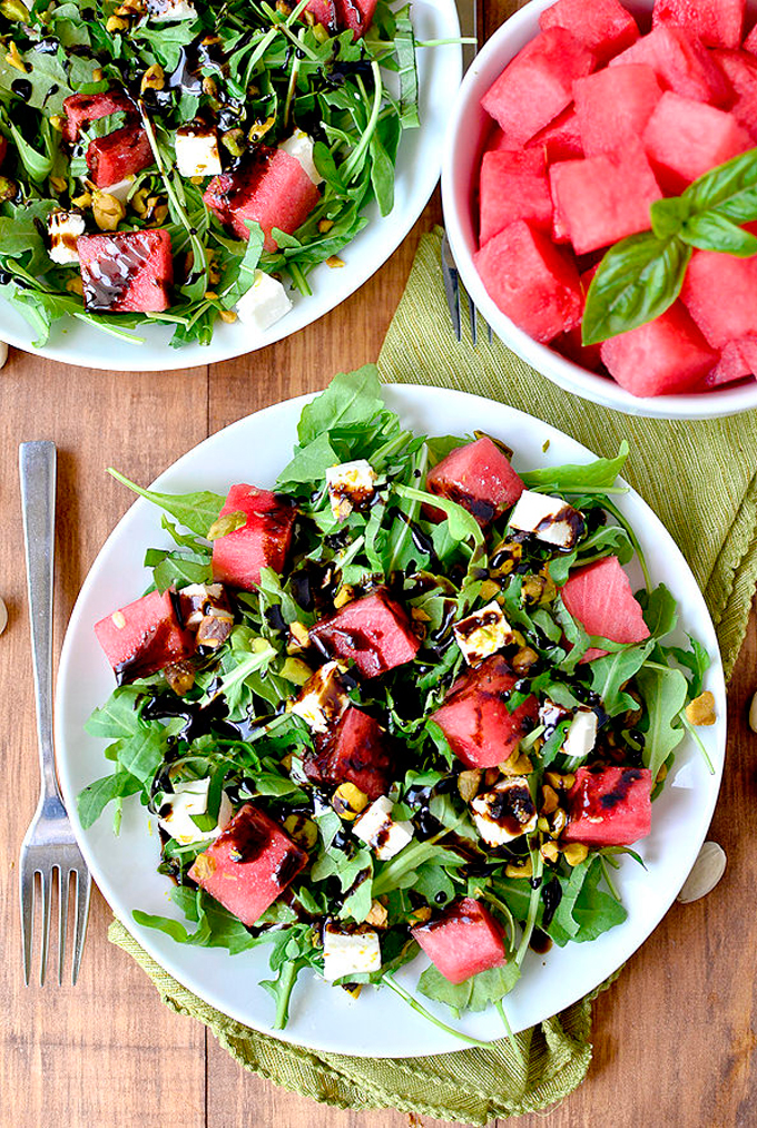 Watermelon-Feta-and-Pistachio-Salad-with-Reduced-Balsamic-Vinaigrette