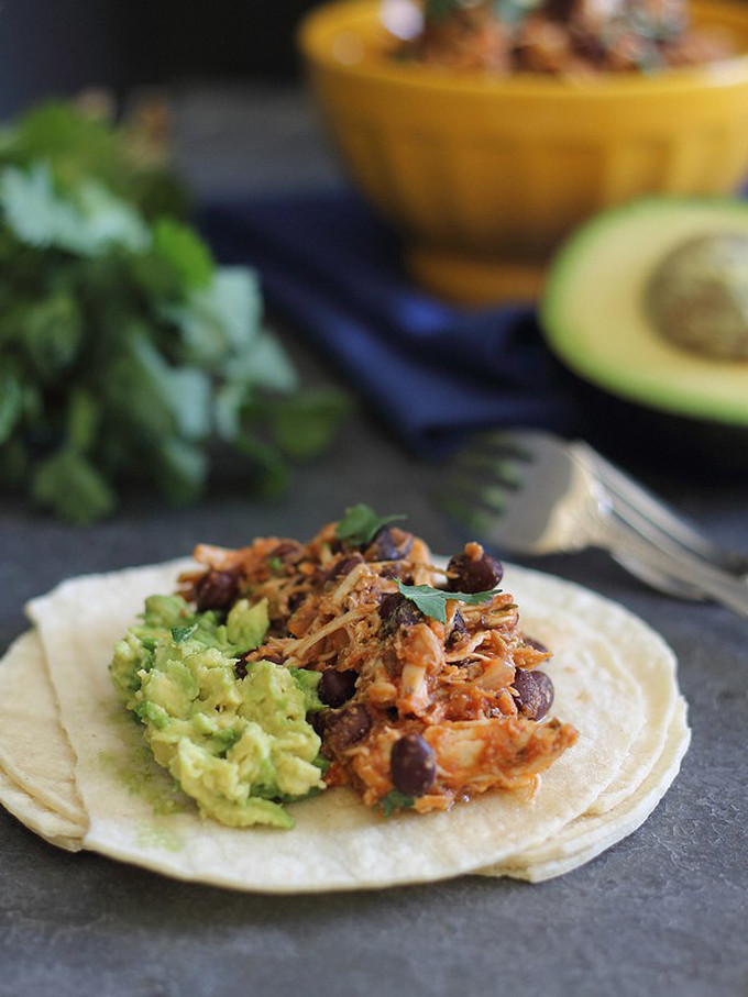 slow-cooker-pulled-chicken