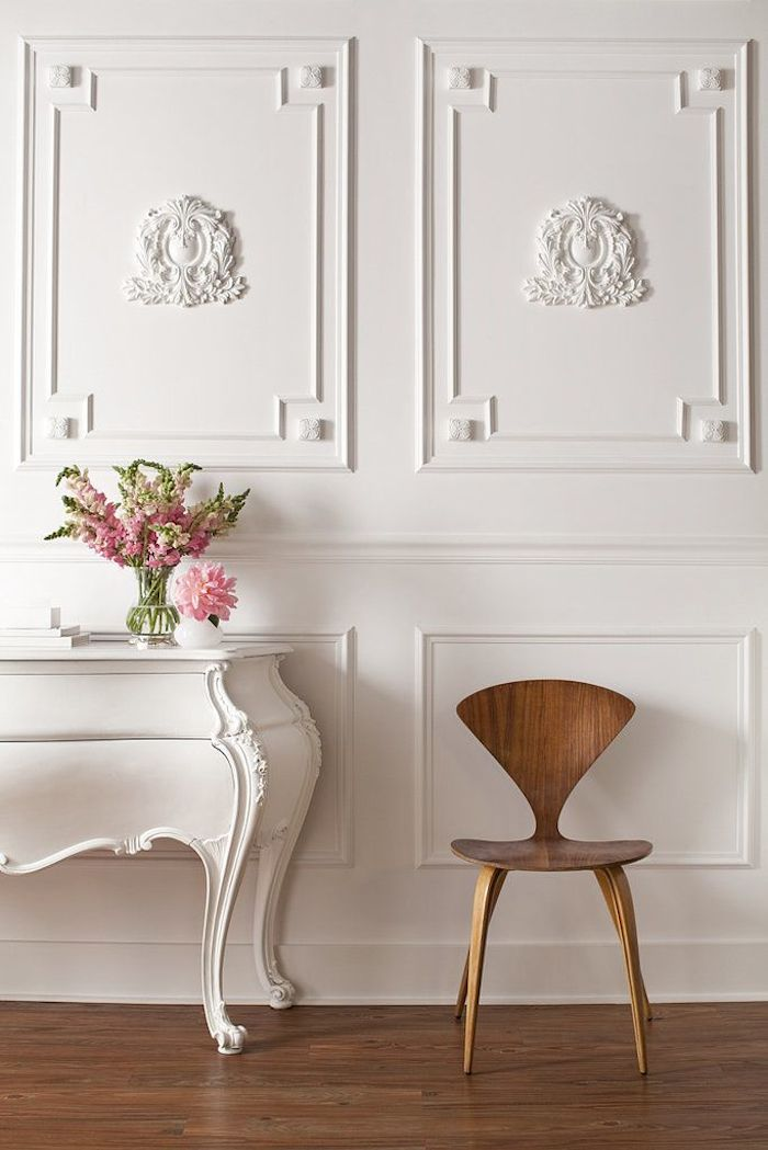 Design inspiration decorative molding glitter inc glitter inc - Fancy wall designs ...