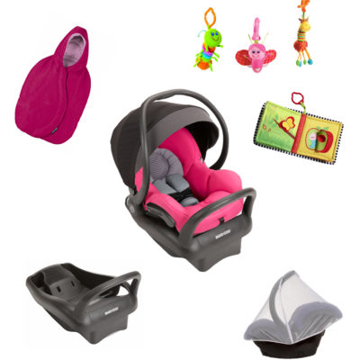 Baby Talk: How to Custom Design Your Own Car Seat