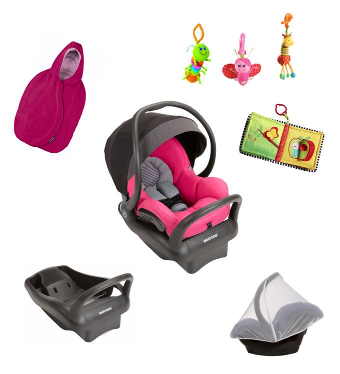 Mico-Max-30-Customizable-Car-Seat---pink---glitterinc.com