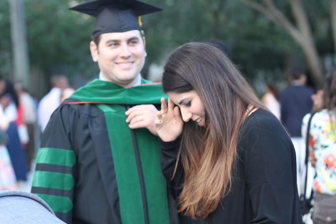 Mike-Lexi-Med-School-Graduation