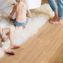 kids stay at home mom working mother - sheepskin denim