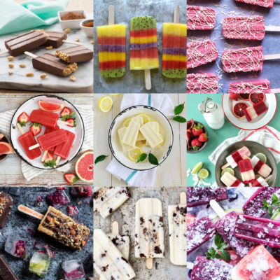 15 Favorite Decadent Summer Dessert Popsicles