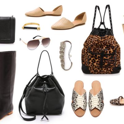 Fashion PSA: The Sale's on Sale at Shopbop