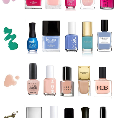 The Best Nail Polish Colors for Summer