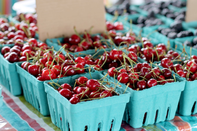 fresh-cherries---nc-farmers-market---glitterinc.com
