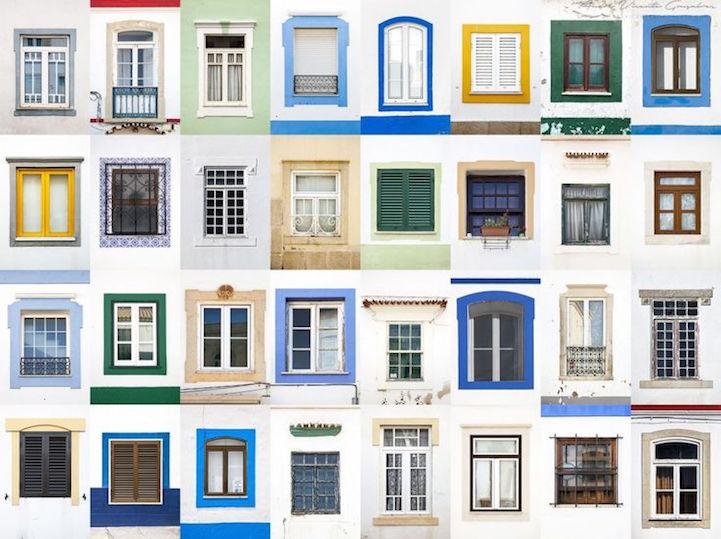 Albufeira Portugal - Windows of the World