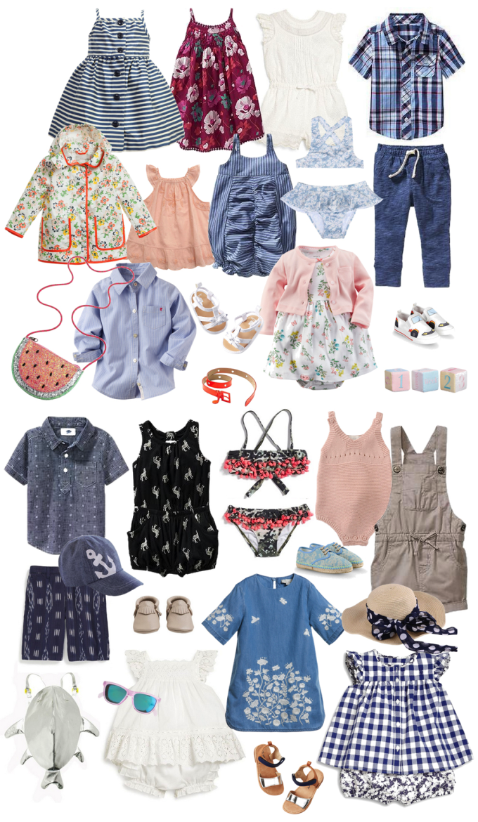 Baby Fashion - Summer Edition | glitterinc.com