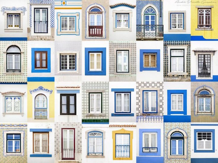 Ericeira Portugal - Windows of the World