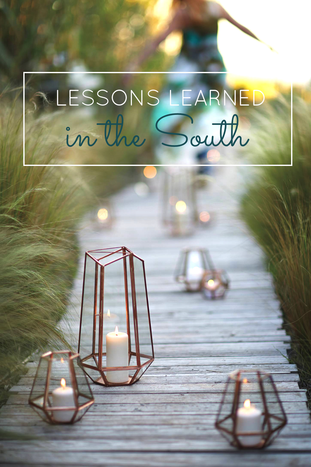 Lessons Learned in the South | anthropologie-metalwork-hurricane-lanterns-candles---south---glitterinc.com