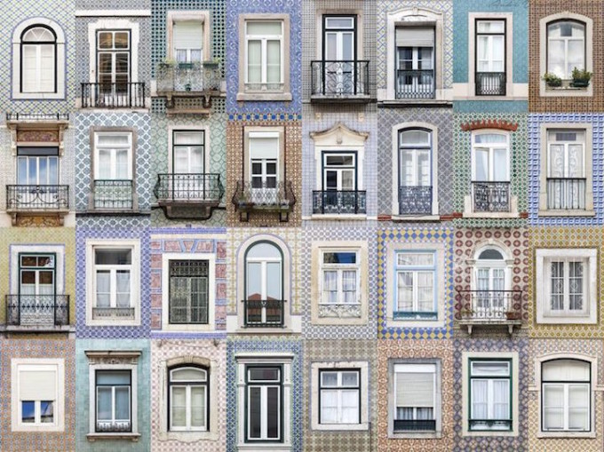 Lisbon Portugal 2 - Windows of the World