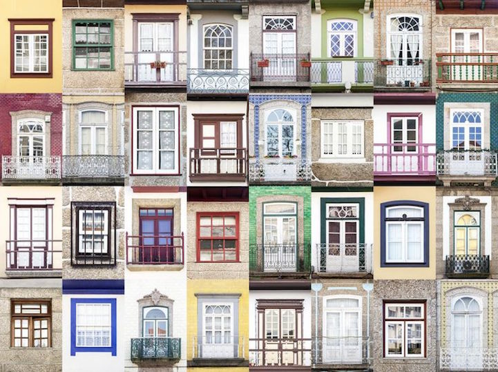 Lisbon Portugal - Windows of the World