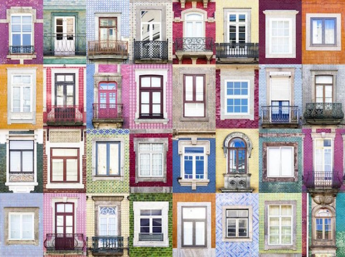 Porto Purtugal - Windows of the World