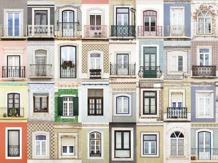 Sesimbra Portugal - Windows of the World