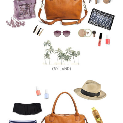 Summer Beauty: What to Pack for a Getaway