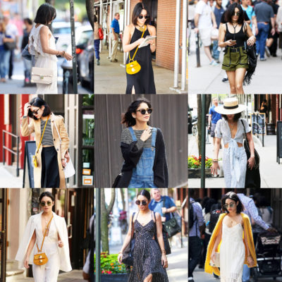 Celebrity Summer Style Guide: Vanessa Hudgens Style