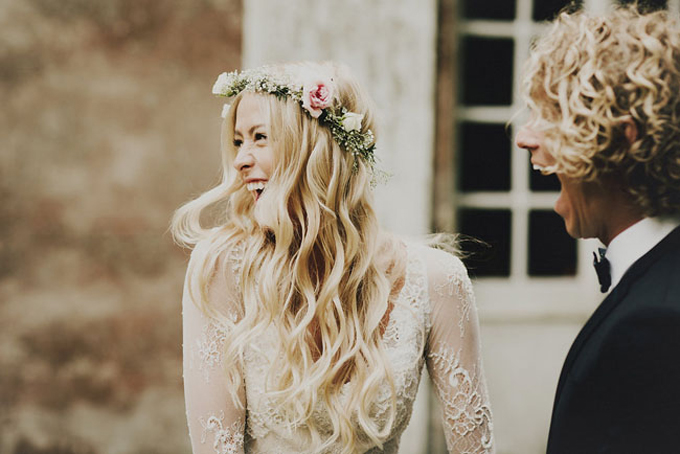 france-wedding-flower-crown-lace-sleeved-wedding-dress