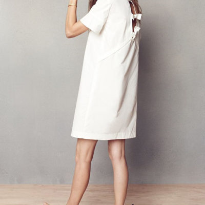 The Perfect Little White Dress for Summer
