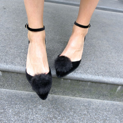 Trend to Try: ASOS Low-Block Pointed Toe Heels