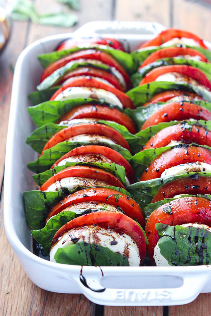 Tomato-Mozzarella-Salad-with-Balsamic-Reduction