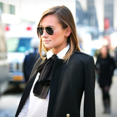 Fall Trend to Try: How to Wear Feminine Bow Ties