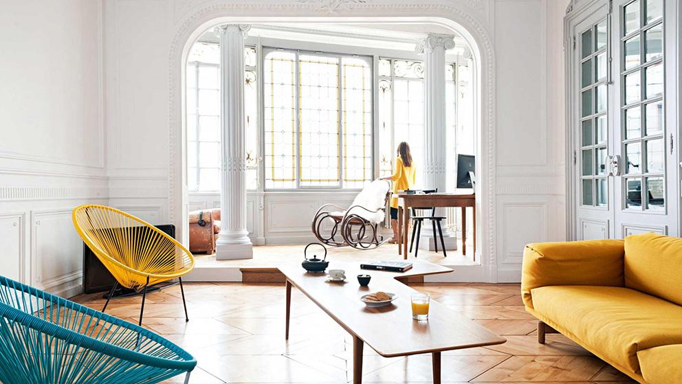 19th-Century Modern French Apartment | Glitter, Inc.