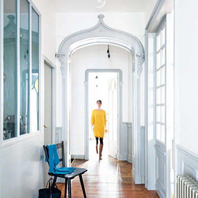 19th-Century Modern French Apartment