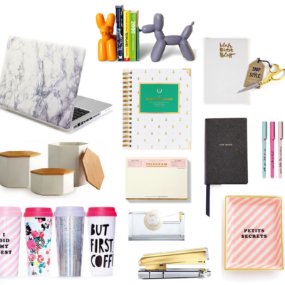 Grown-up School Supplies for The #GirlBoss