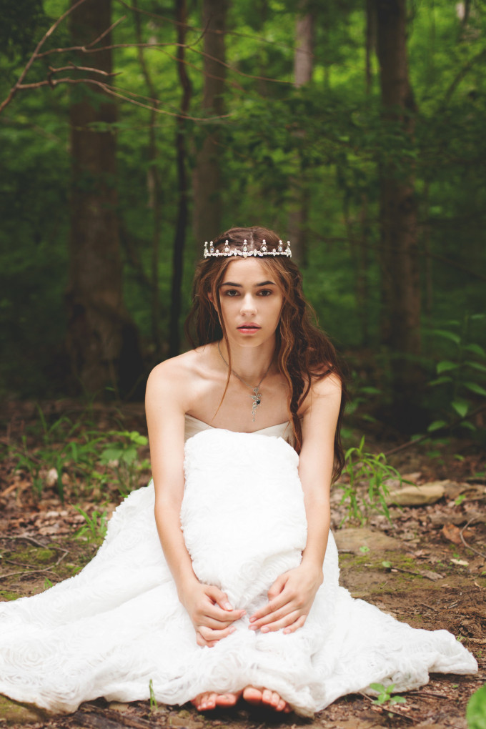 Reign-Inspired Styled Photo Shoot - glitterinc.com