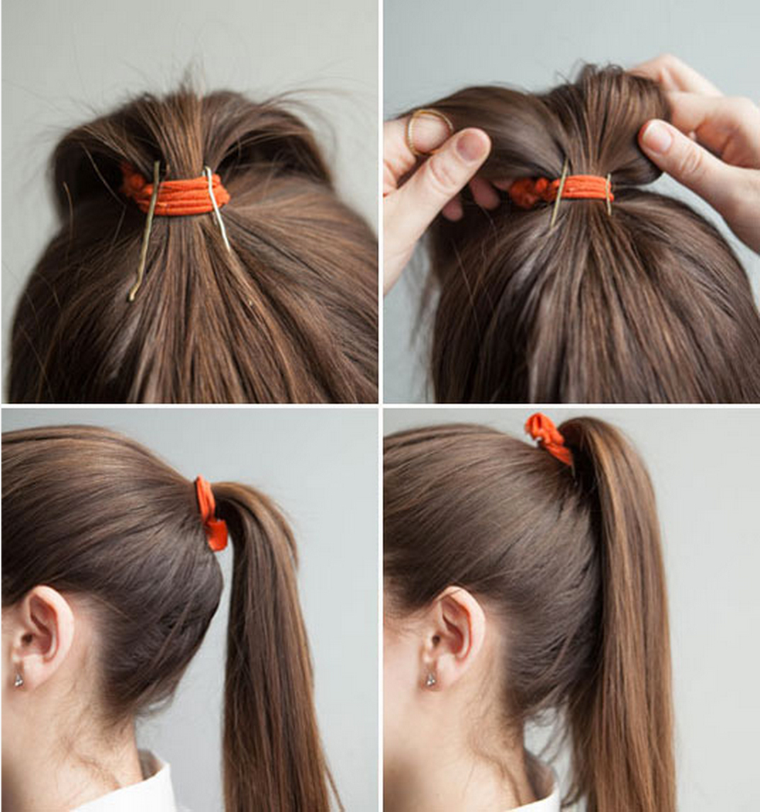 The-Coolest-Ponytail-Trick-Using-Bobby-Pins-to-Hold-Up-Your-Hair
