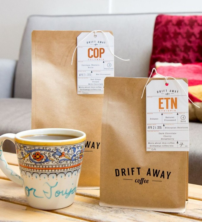 Driftaway Coffee - Living Room