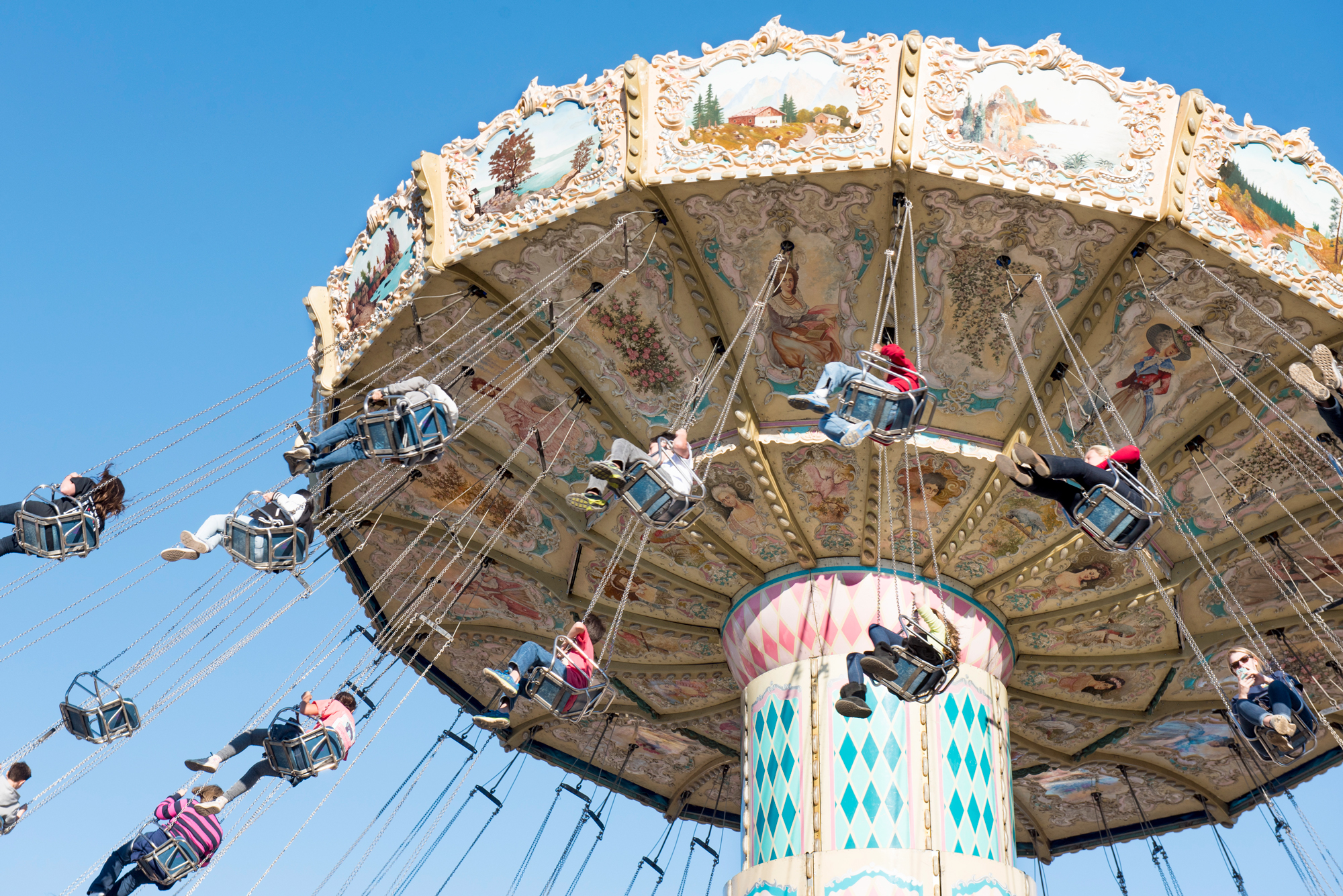 A guide to the North Carolina State Fair in Raleigh (with little kids), and how to have the best time ever. Photo by Mikkel Paige