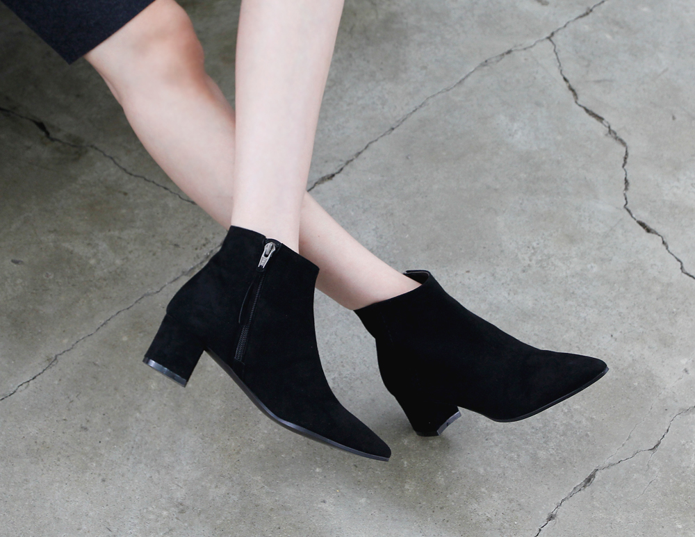 d6932d7023795 Made for Walking  Low Block-Heel Booties