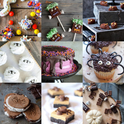20 Adorably Spooky Halloween Treats